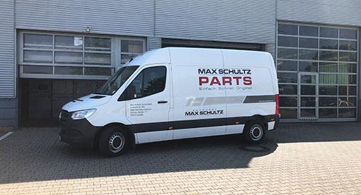 Autohaus Max Schultz Teilevertrieb