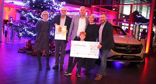 Autohaus Max Schultz Spenden