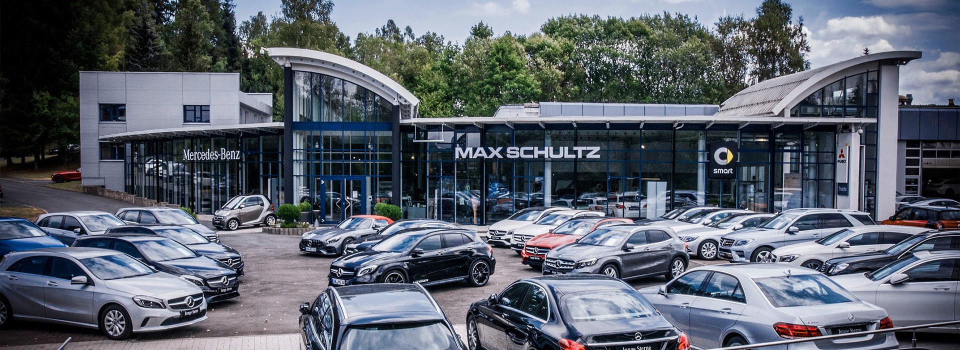 Max Schultz Autohaus Standort Suhl