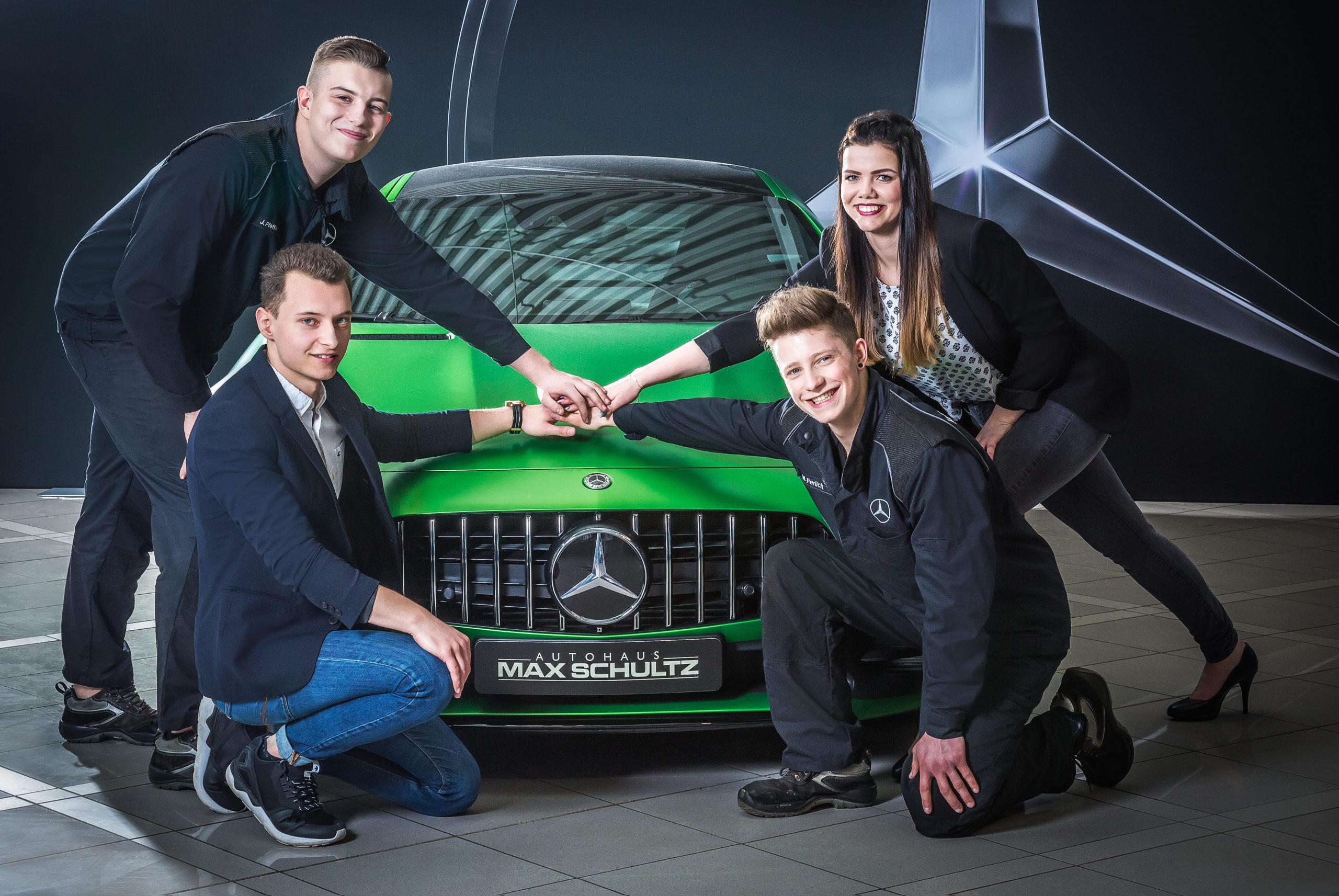 Autohaus Max Schultz Ausbildung bei Max Schultz