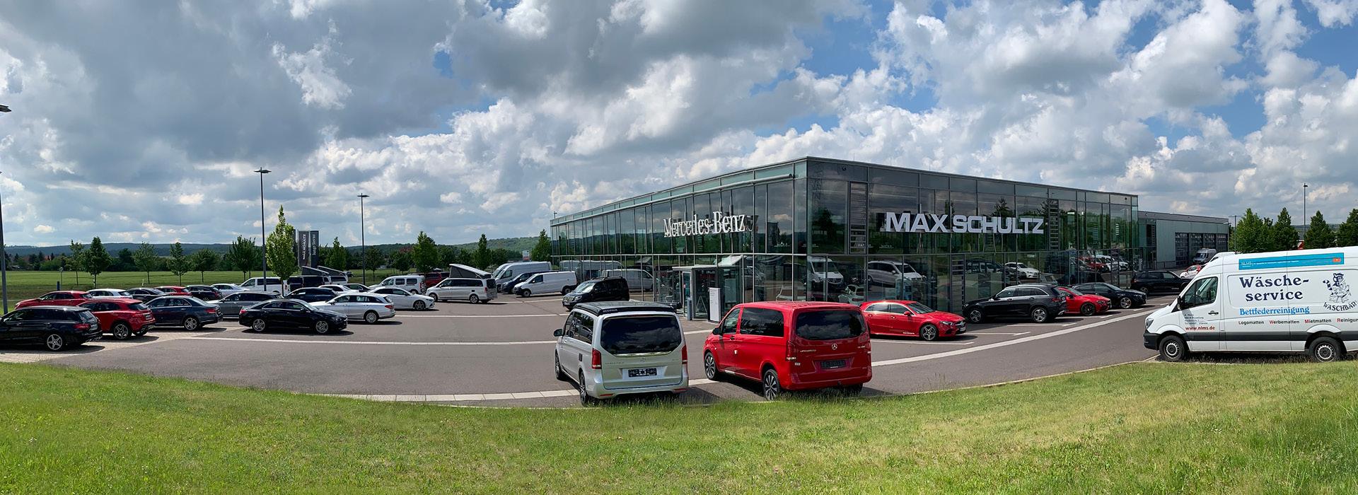 Autohaus Max Schultz Weimar