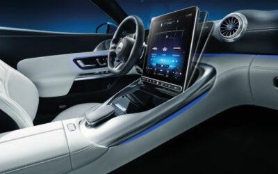 Exklusive Einblicke in den neuen AMG SL – Mercedes-Benz News