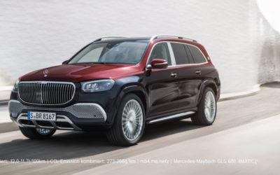 GLS 600 4Matic Bestellfreigabe – Mercedes-Benz News