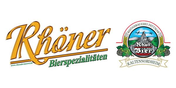 Sommergewinnspiel 2020 - Logo Rhönbrauerei