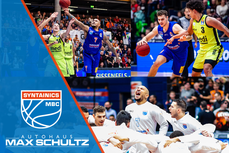 Sponsoring Max Schultz MBC Weißenfels