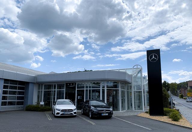 Max Schultz Autohaus Standort Hildburghausen