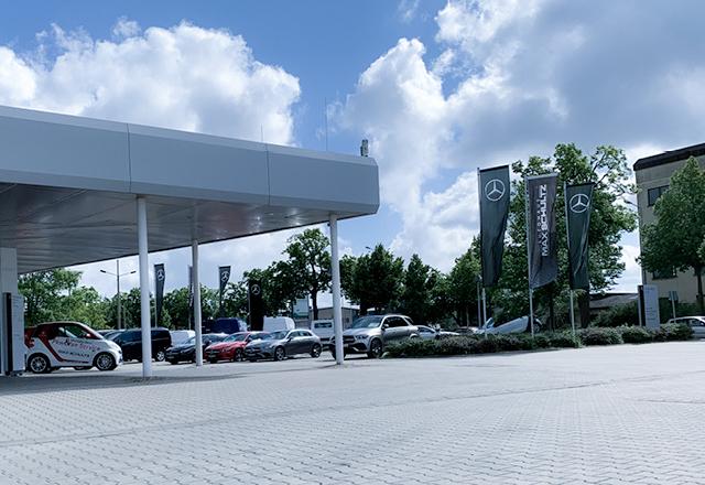 Max Schultz Autohaus Standort Leipzig pkw