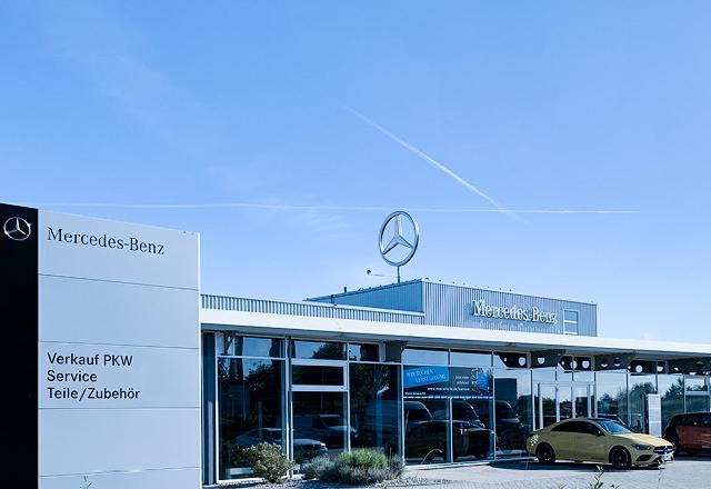 Max Schultz Autohaus Standort Soemmerda