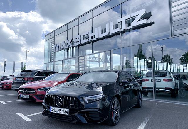 Max Schultz Autohaus Standort Weimar