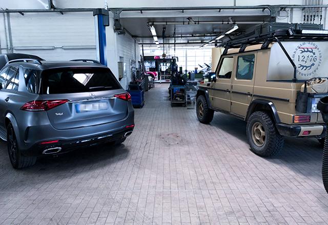 Max Schultz Autohaus Standort Apolda
