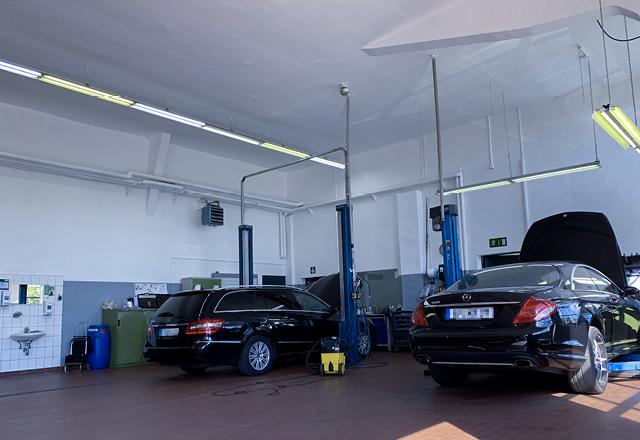 Max Schultz Autohaus Standort Erfurt