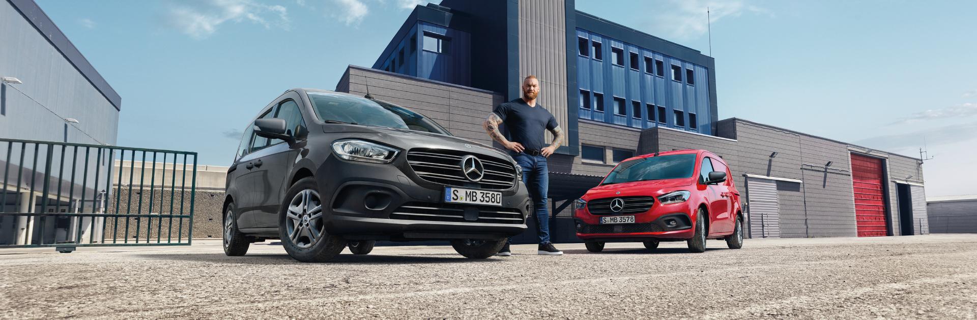 Mercedes-Benz Citan 2021 - Frühbuchervorteil bei MAX
