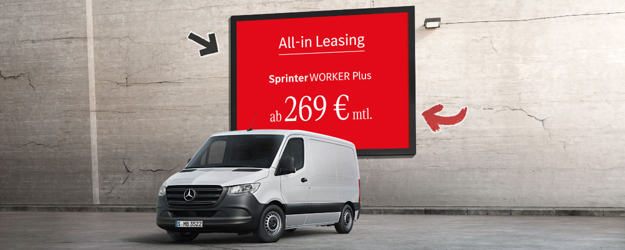 Top Deal 2021 - Sprinter
