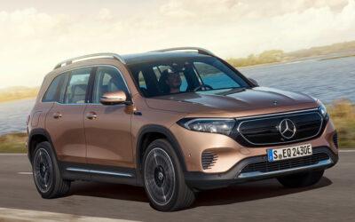 Der neue EQB – Mercedes-Benz News