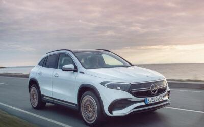 Der neue EQA – Mercedes-Benz News