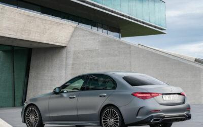 Die neue C-Klasse – Mercedes-Benz News