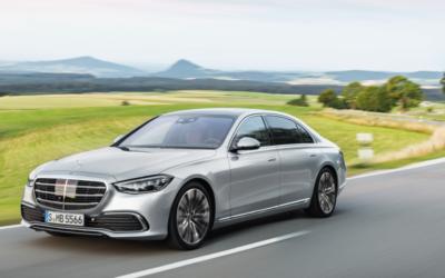 Die neue S-Klasse – Mercedes-Benz News