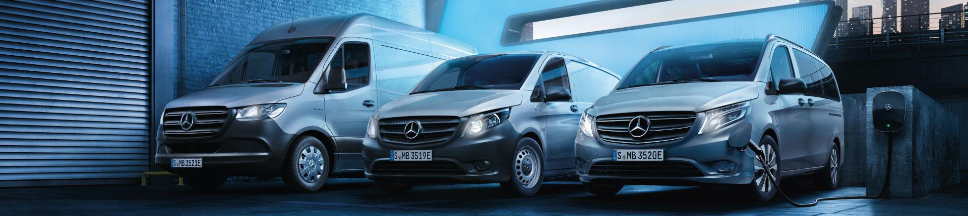 Max Schultz Automobile eVans Transporter